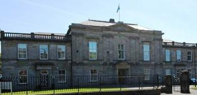 Dumbarton Sheriff Court © Crown copyright