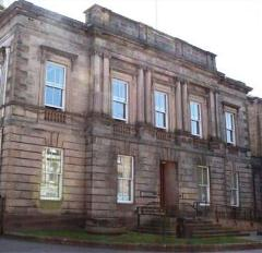 Fort William Sheriff Court © Crown copyright