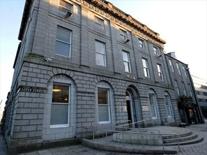 Aberdeen Annexe and High Court