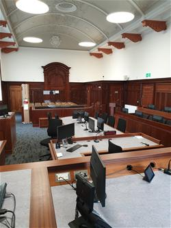 Kirkcaldy S New Court Annexe Opens For Business