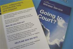 Leaflet for witnesses